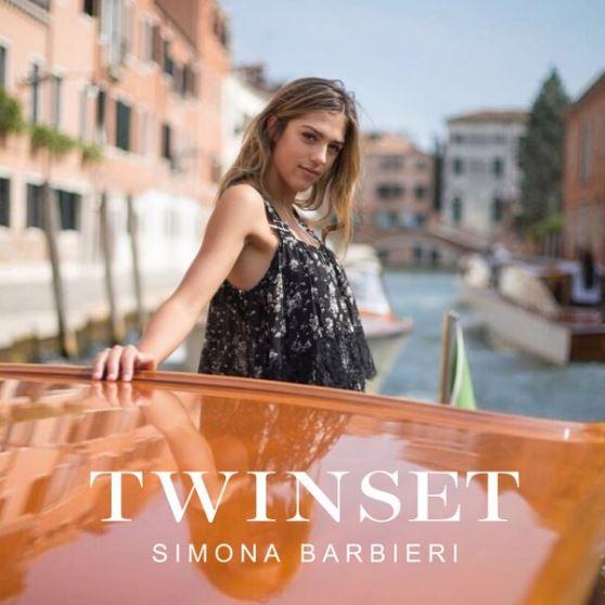 lady & gentleman CITY - Новинки от бренда TWINSET Simona Barbieri