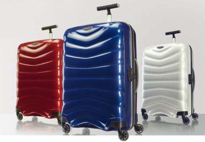 Samsonite - Скидки на багаж до 50%