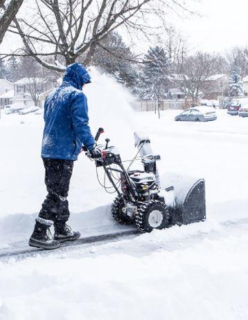Акции Твой Дом 2020. До 30% на снегоуборщики и газонокосилки