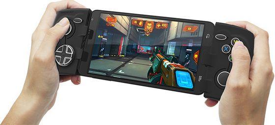 Бон Жоли - Беспроводной джойстик для смартфона.