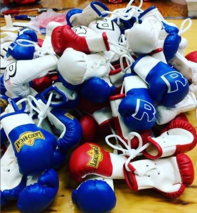 Рэй-Спорт - подарки за покупку