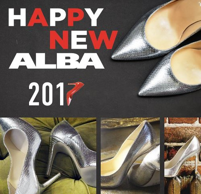 ALBA - Распродажа со скидками до 50% в январе 2017