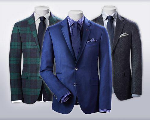 МЕГА - Акция на пиджаки в Diplomat