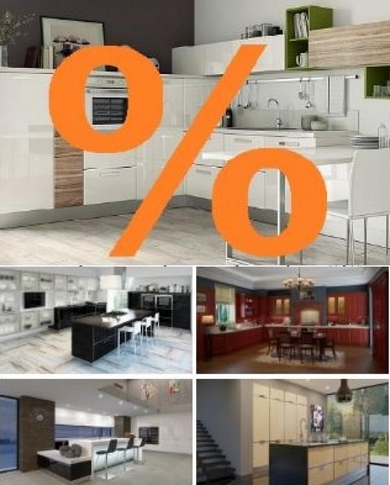 Акции кухни ZETTA. Новые модели кухонь со скидками до 45%