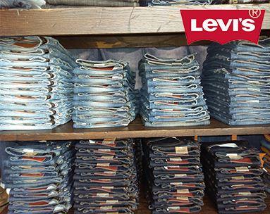 Levi's - Скидка 50% на вторую пару джинсов