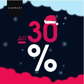 Акции Carnaby сегодня. Первый этап распродажи со скидками до 30%