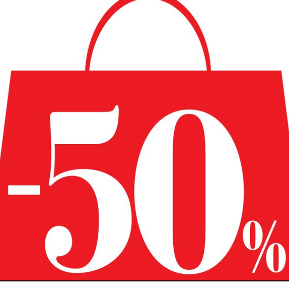 Магазин МОТИВИ,  распродажа со скидками  50%