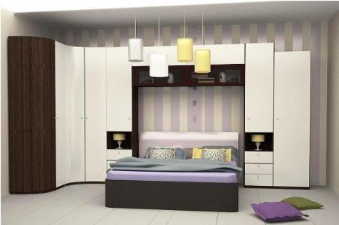 Филиппе Гранди - Жемчужная угловая спальня (без кровати) со скидкой