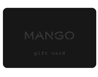 Дарите моду  с Подарочными картами MANGO