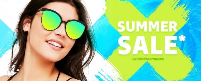Акции Линзмастер. Распродажа солнцезащитных очков от 30% до 70%