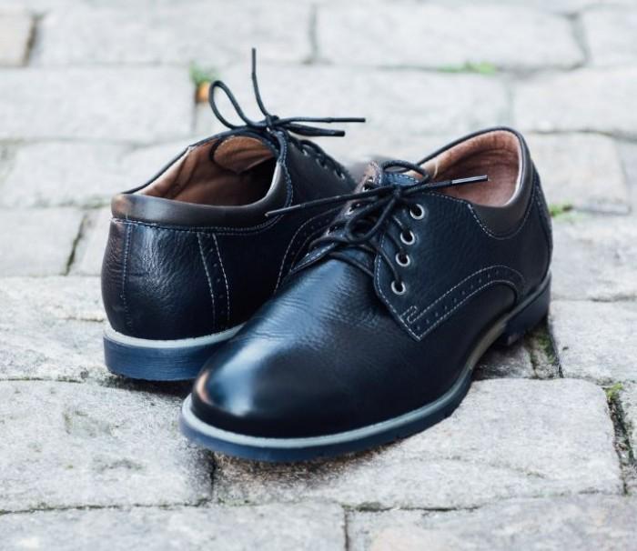 Акция в Юничел. Мужские туфли со скидкой 7%