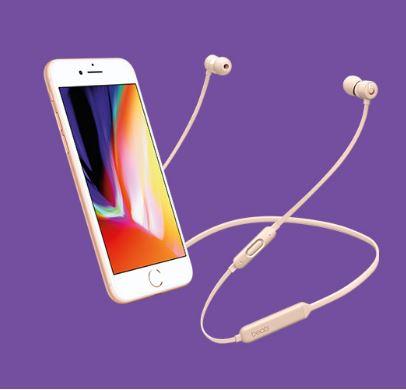 Акции Связной. Смартфон iPhone 8 и Beats в рассрочку
