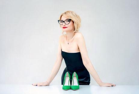 Белвест - Эвелина Хромченко об идеальных туфлях.