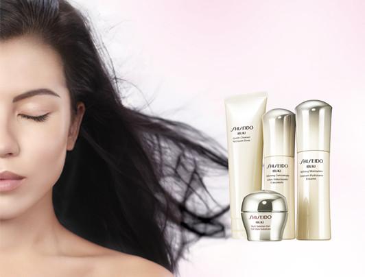 Shiseido - Новинка Универсальный гель.