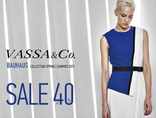 VASSA&Co - Летняя распродажа со скидками до 40%