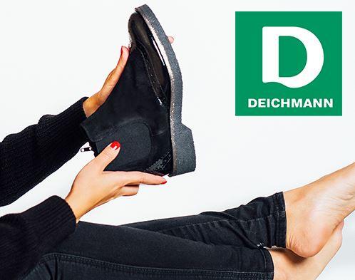 МЕГА - Финальная распродажа в Deichmann