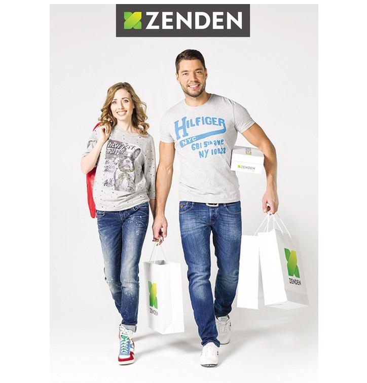 Новый  сезонный Каталог  обуви ZENDEN