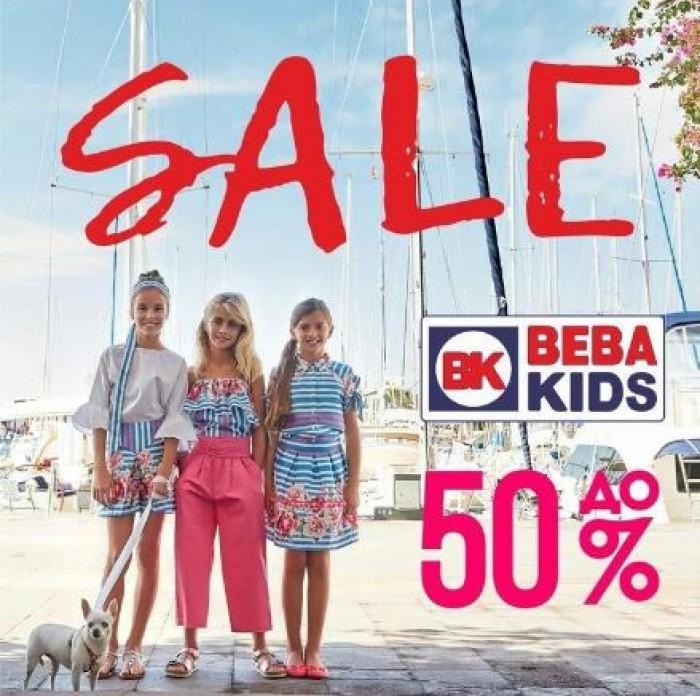 BEBA KIDS - Скидки на коллекцию весна –лето до 50%