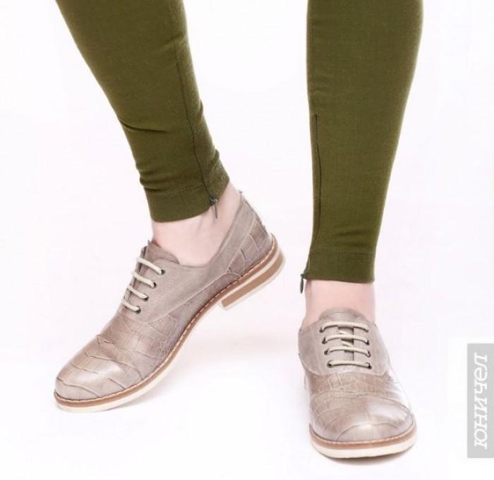Юничел - Туфли на шнуровке по выгодной цене