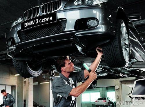"""Сервисное обслуживание автомобилей """"BMW"""""""