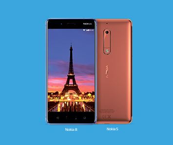 Акции Связной. Выиграй смартфон Nokia или поездку в Париж