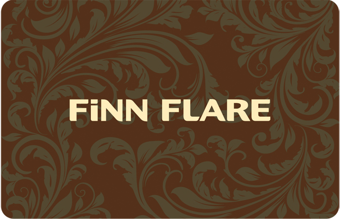 FINN FLARE- скидки по дисконтным картам