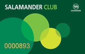Акции SALAMANDER Club. Скидки до 10% для держателей карт