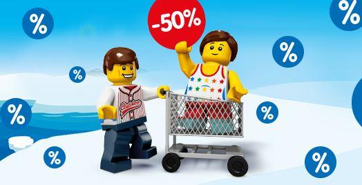 СМИК - Распродажа LEGO со скидкой 50%