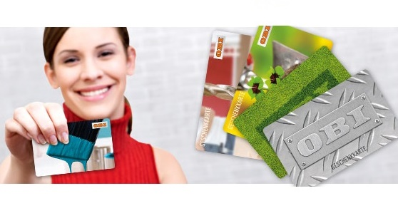 """Подарки для настоящих мастеров  в гипермаркетах """"OBI"""""""