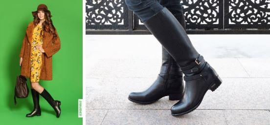 Юничел - Женские сапоги по привлекательной цене