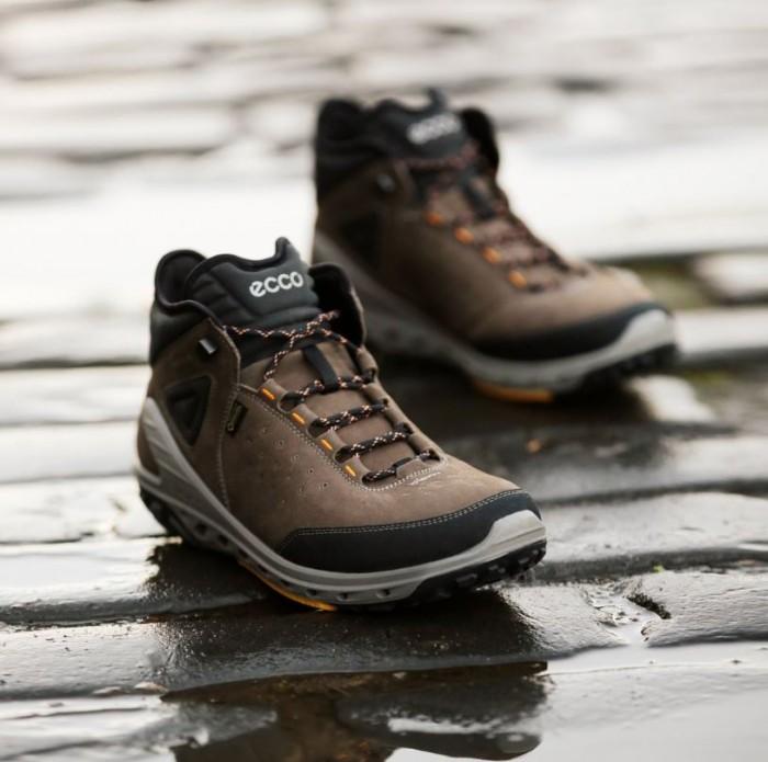 Акции ЭККО сегодня. Спортивные ботинки Biom Venture по супер-цене