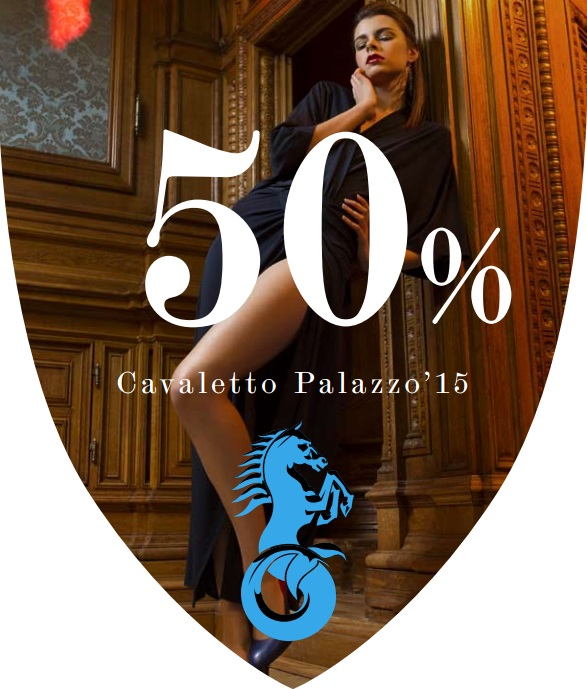 Cavaletto - Скидки 50%.