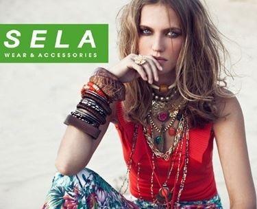 Акции SELA. Новый каталог 2019/2020