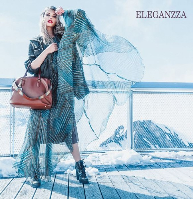 Акции Eleganzza. Обменяй свою сумку на новую со скидкой 25%