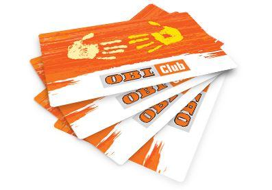"OBI – ""OBI Club"" - Программа для Постоянных покупателей"