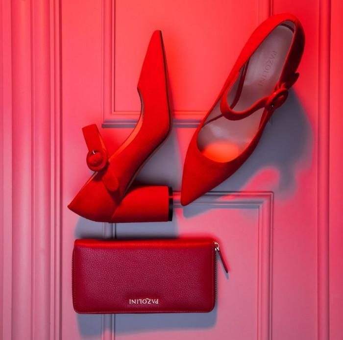 CARLO PAZOLINI - Коллекция в красном