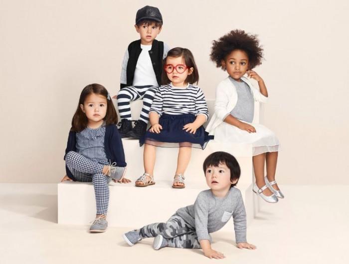 UNIQLO - Детская одежда по специальной цене