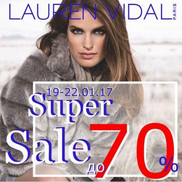 Lauren Vidal - Super Sale. Скидки до 70%