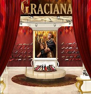 Обувь Грациана: Каталог распродаж официального интернет-магазина Graciana