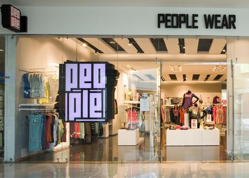 People Магазин Одежды Официальный Сайт