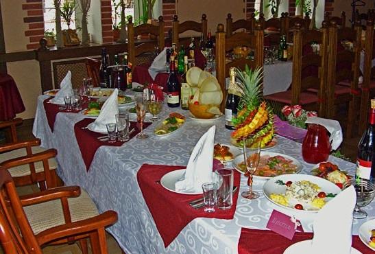 Ресторан Завалинка