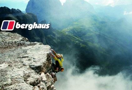 Berghaus Официальный сайт на русском. Куртки, Рюкзаки.