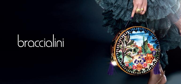 Braccialini Официальный сайт. Сумки Интернет-магазин.