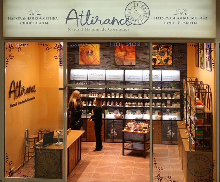 Attirance. Аттиранс Официальный сайт.