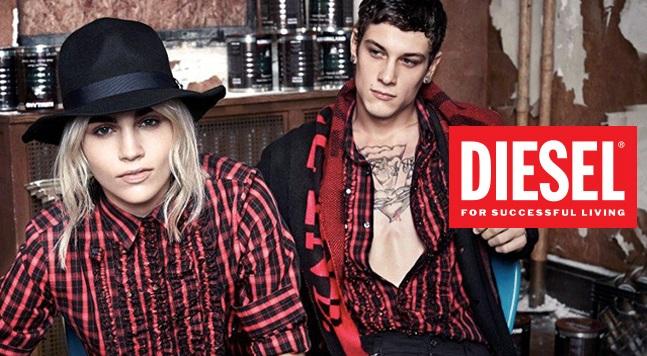 Дизель Интернет-магазин, Официальный сайт. Diesel одежда.