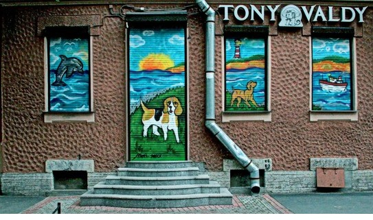 Салон для животных Tony Valdy