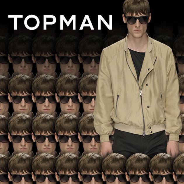 Topman - Официальный сайт.