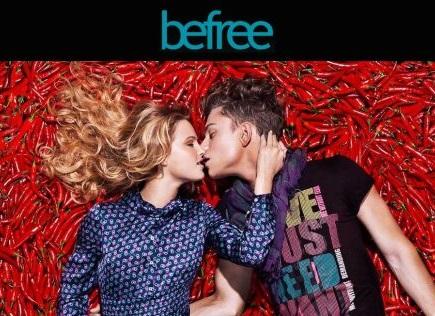 Бифри: Каталог одежды 2016/2017, официального интернет-магазина Befree