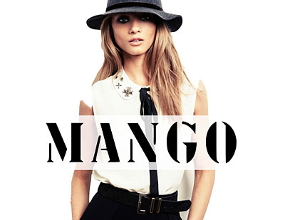 Mango. Манго: Каталог одежды 2016/2017, официальный сайт