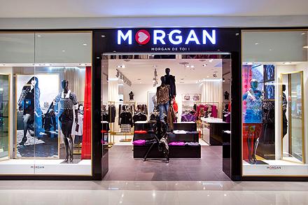 Morgan (Морган) - Магазин одежды, Официальный сайт.